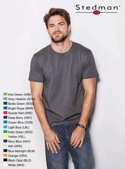 мъжка тениска stedman ST2000