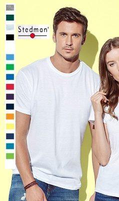 Мъжка памучна тениска стедман ST2000