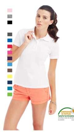 Дамска поло блуза (с яка) Stedman ST3100