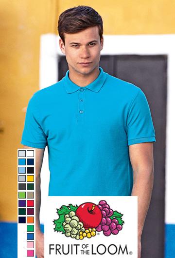 Мъжка поло тениска PREMIUM POLO