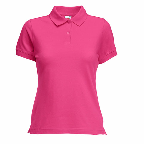 7bb8bce89b6 Дамска поло тениска Lady Fit Polo - GARGA.BG Памучни изчистени ...