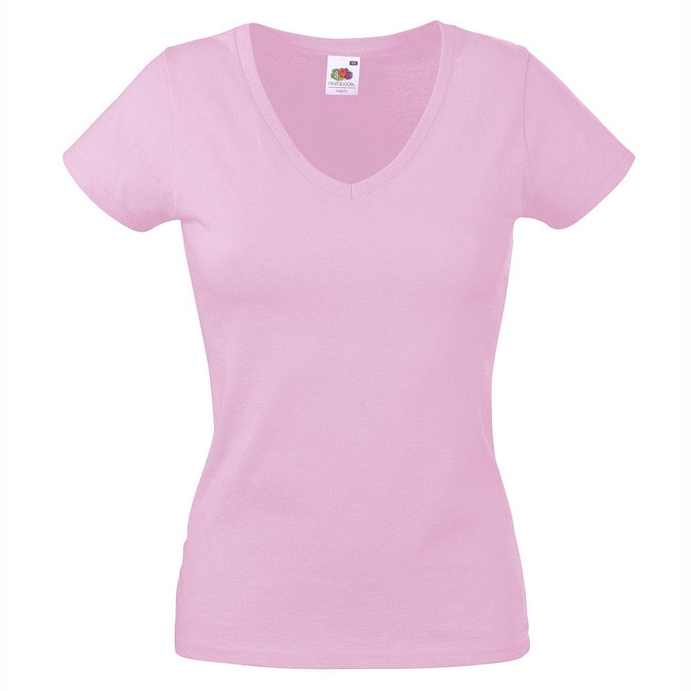 c21238cba1b Дамска тениска V-образно деколте Lady-Fit Valueweight T - GARGA.BG ...