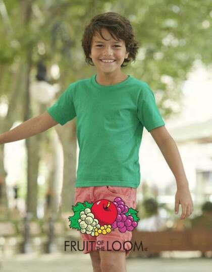Детска памучна тениска KIDS SOFSPUN® T