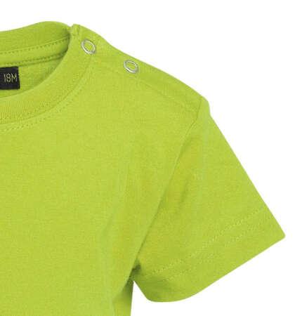 Бебешка тениска с къс ръкав Roly Baby копчета