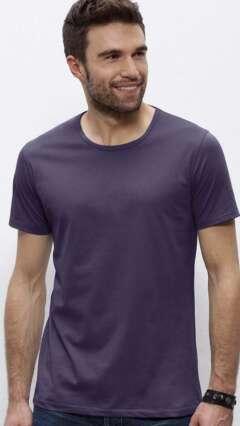 Мъжка памучна леко вталена тениска STANLEY ADORES