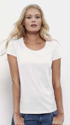 Дамска вталена тениска Stella Loves