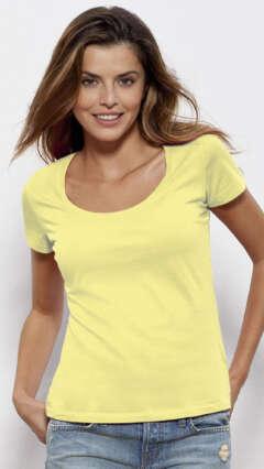Дамска тениска с дълбоко деколте Stella Desires