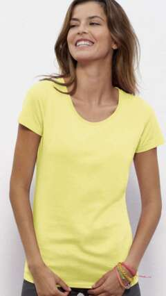 Дамска тениска с широко деколте STELLA LOVES MODAL Outlet