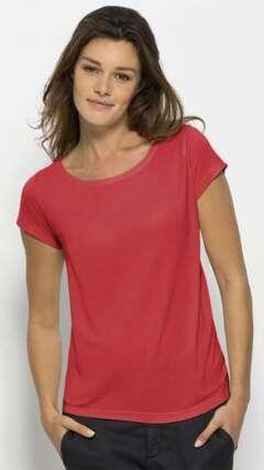 Дамска тениска STELLA GLOWS MODAL