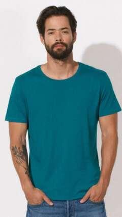 Мъжка модерна тениска STANLEY FEELS OUTLET