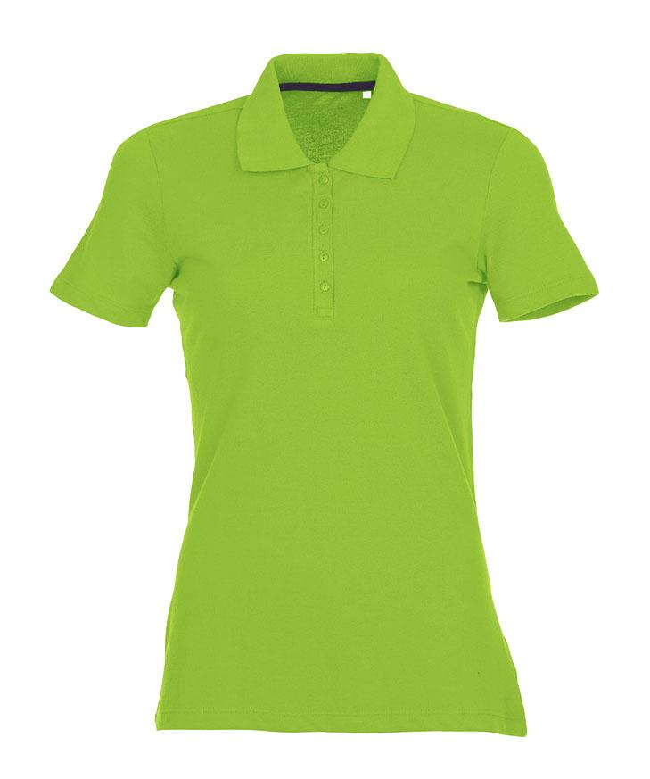 41e226d7d13 Дамска поло тениска с яка Stedman 9150 Hanna - GARGA.BG Памучни ...