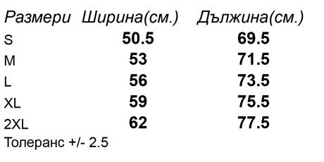 таблица-размери-Мъжка-блуза-двуцветна-ватена-от-органичен-памук-STANLEY-STROLLS-INSIDE-OUT