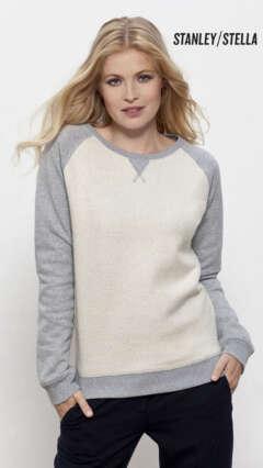 Дамска ватирана блуза органичен памук Stella Trips Inside Out