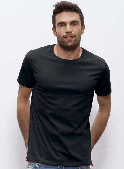 Мъжка тениска органичен памук Stanley Acts