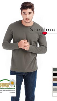 Блуза с дълъг ръкав по собствен дизайн