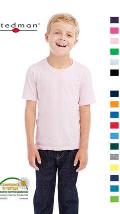 Детска тениска по собствен дизайн