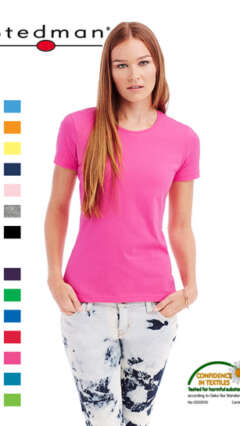 Дамска тениска по собствен дизайн