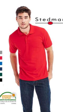 Поло блуза (с яка) по собствен дизайн