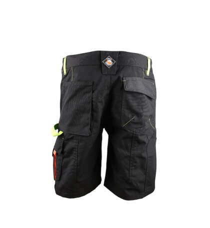 Работни къси панталони Prisma shorts black