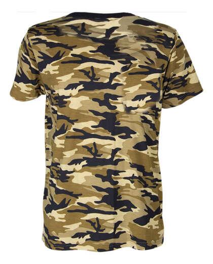 Камуфлажна тениска KAMO t-shirt