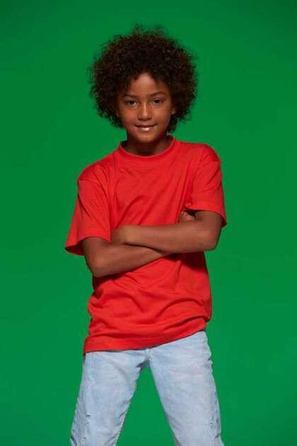 Детска-памучна-тениска-JUNIOR-BASIC-T