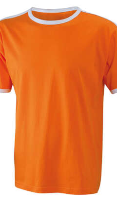 Мъжка вталена тениска MENS FLAG-T