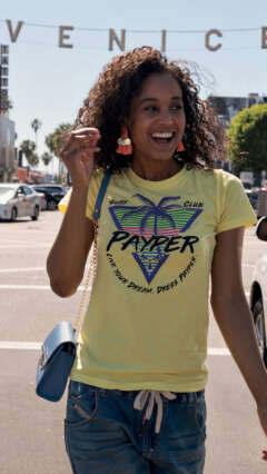 payper-sunset-lady-t-shirt