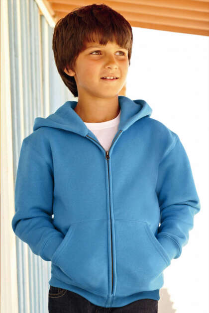 detski suither-KIDS CLASSIC HOODED SWEAT JACKET-1